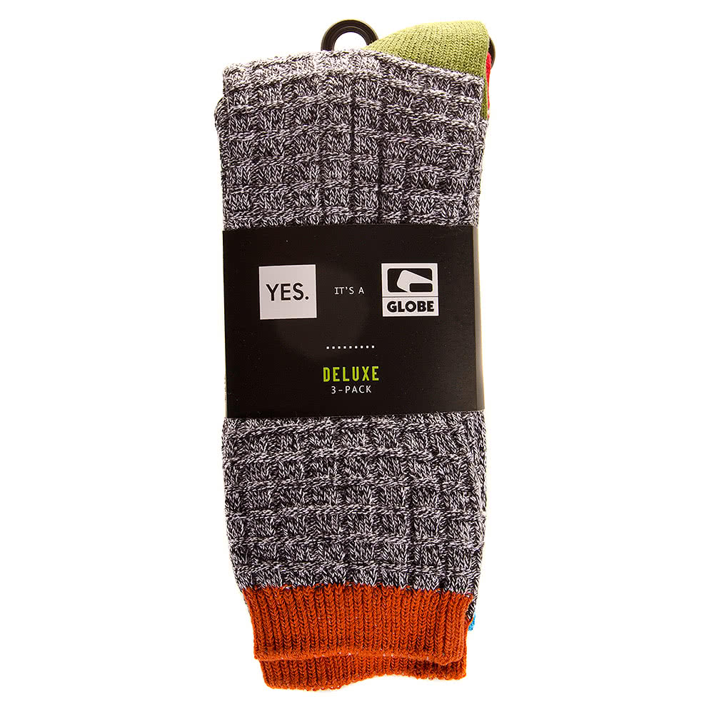 Globe Apres Boot Socks 3PK (UK7 - UK11)