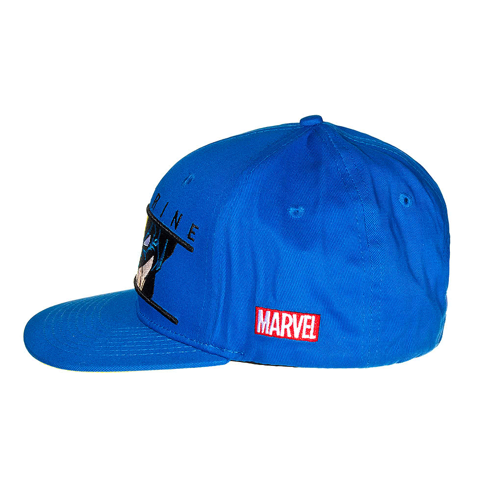 Marvel Comics Wolverine Watcher Cap (Blue)