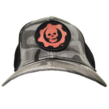 Gears Of War Crimson Omen Cap (Camo)