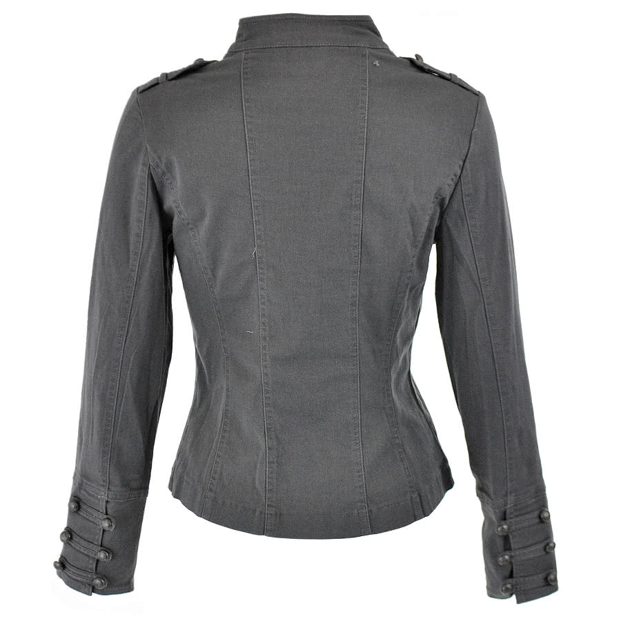 H&R Piping Jacket (Grey)