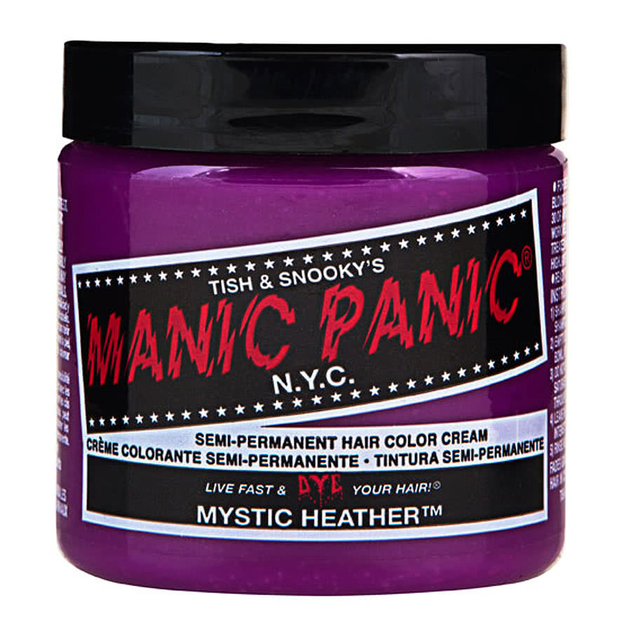 Manic Panic Classic Semi-Permanent Hair Dye 118ml (Mystic Heather)
