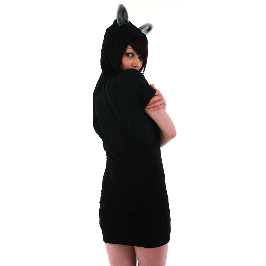 Abbey Dawn Look Of Love Dress (Black)