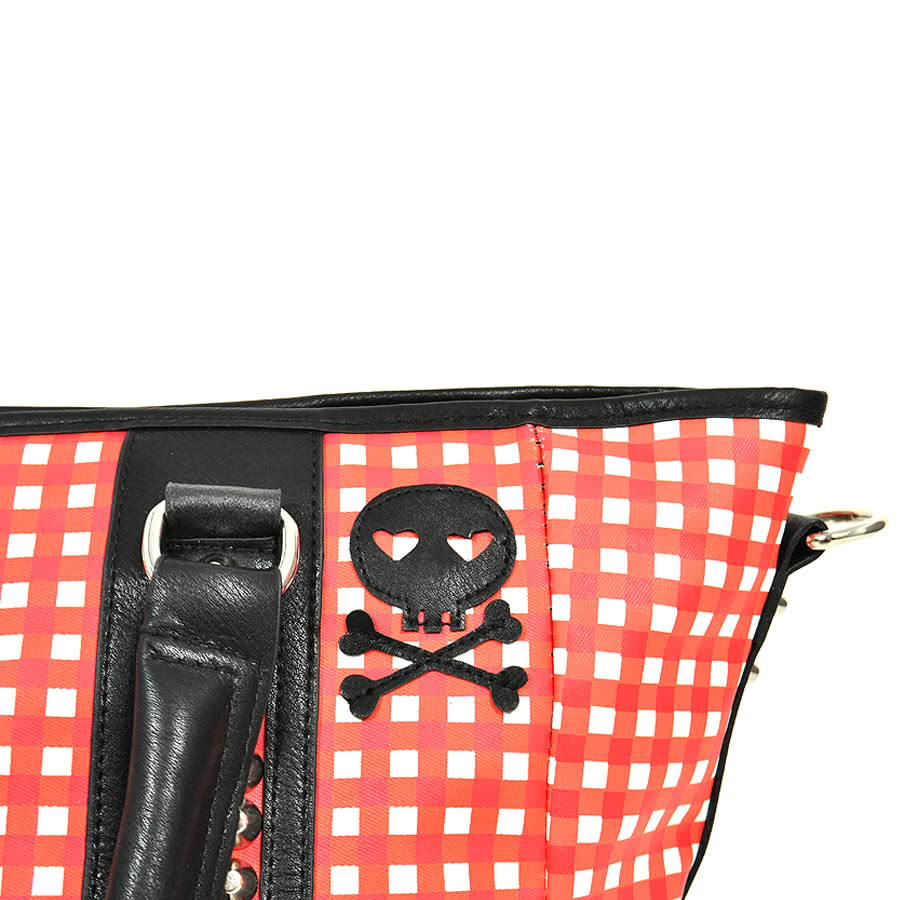 Abbey Dawn Picnic Bag (Red)