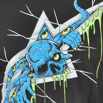 Alpinestars Horror T Shirt (Black)