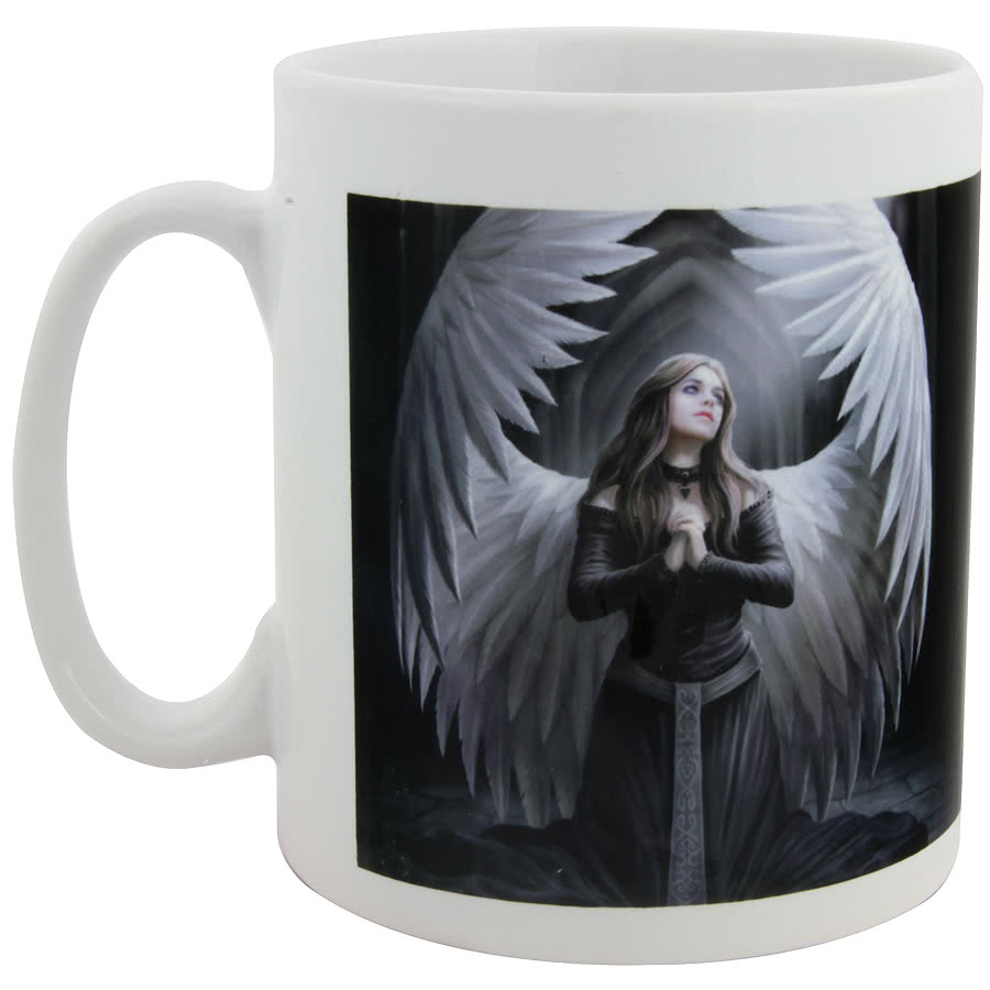 Anne Stokes Prayer For The Fallen Mug