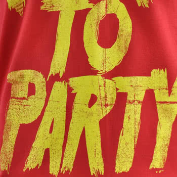 Asking Alexandria Like To Party Vest Top (Red)