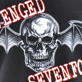 Avenged Sevenfold Winged Skull Vest