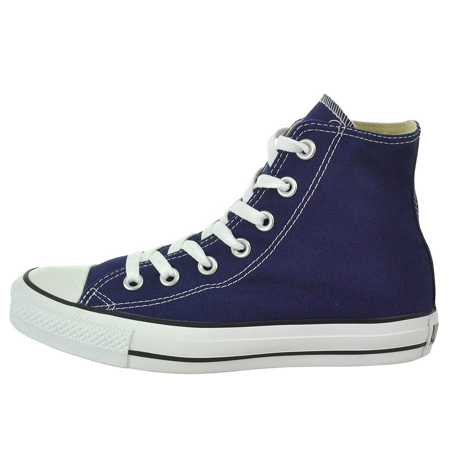 Converse All Stars Ribbon Boots (Blue)