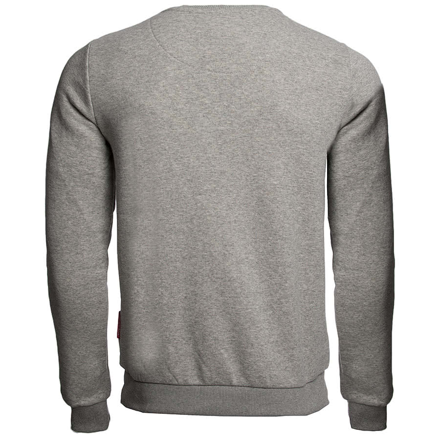Criminal Damage Youth Sweater (Grey)