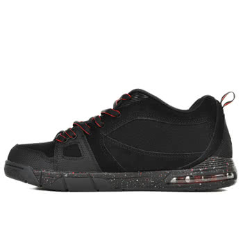 DC Frenzy Trainers (Black)