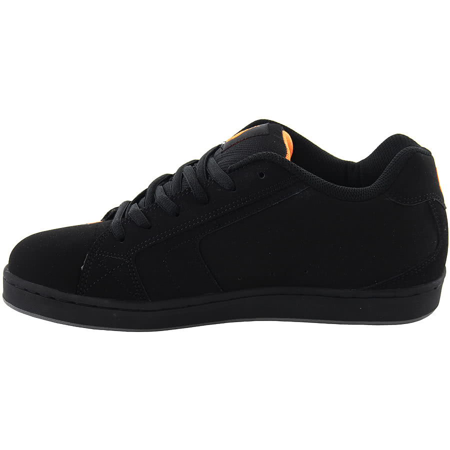 DC Net SE Trainers (Black/Citrus)