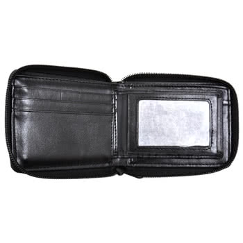 Disturbia Root Of All Evil Wallet (Black)