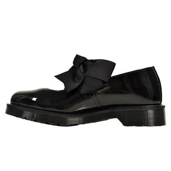 Dr Martens Mary Jane Shoes (Black)