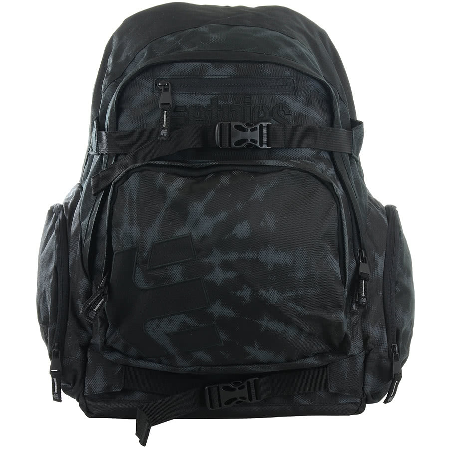 Etnies Drake Backpack (Black/Grey)