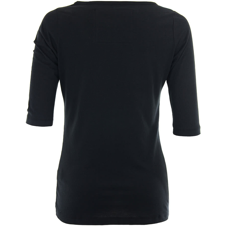 Flip Flop And Fangs FML Long Sleeve Top (Black)