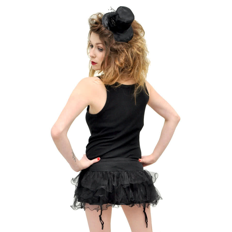 Jawbreaker Mini Tutu (Black)