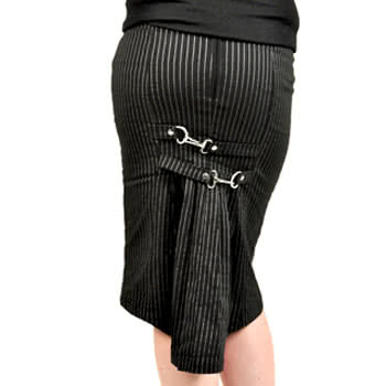 Lip Service Bettie Bruiser Pencil Skirt