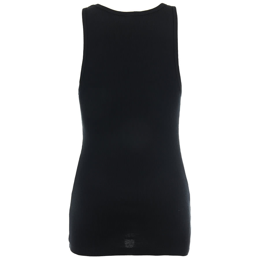 Lucky 13 Kat Club Vest Top (Black)