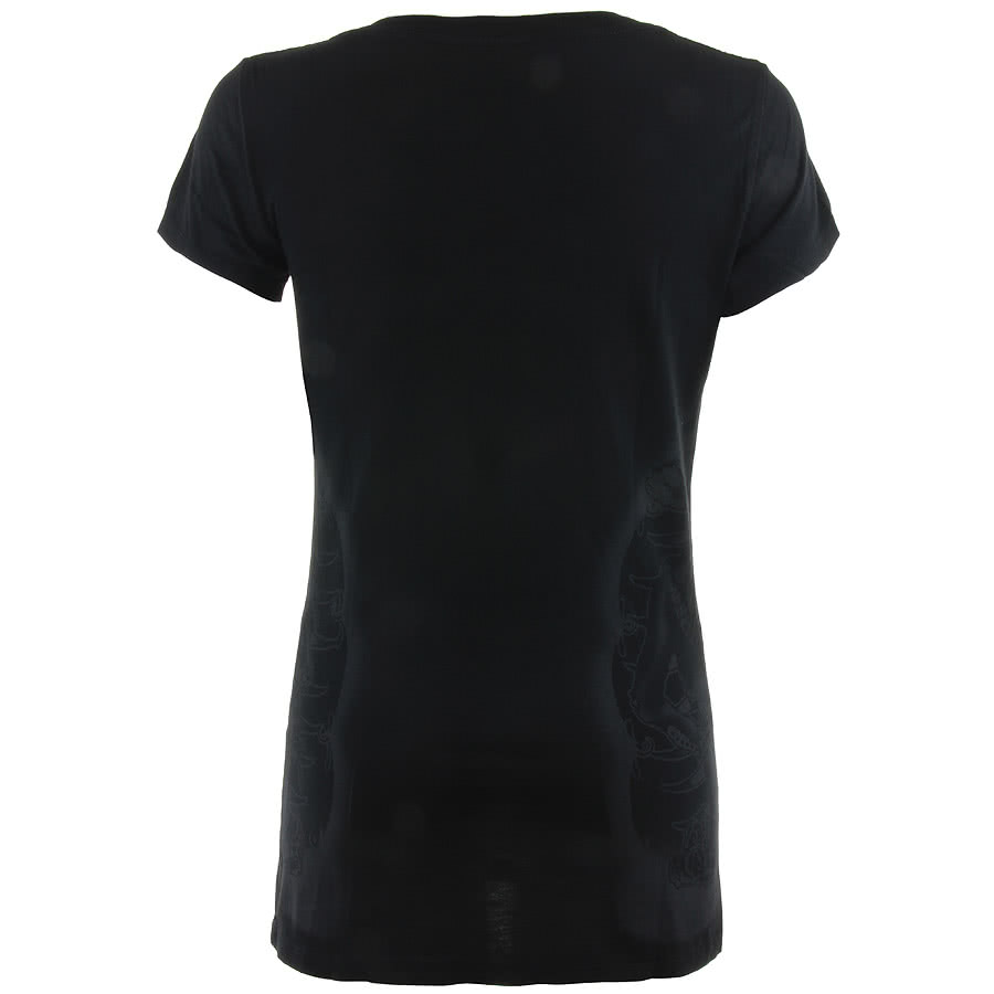 Lucky 13 Dead Couple Skinny Fit Shirt (Black)
