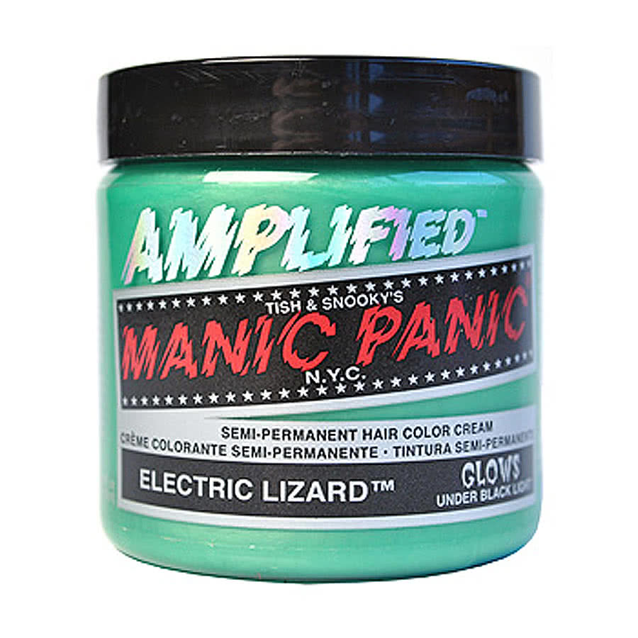 Manic Panic Amplified Semi-Permanent Hair Dye 118ml (Electric Lizard)