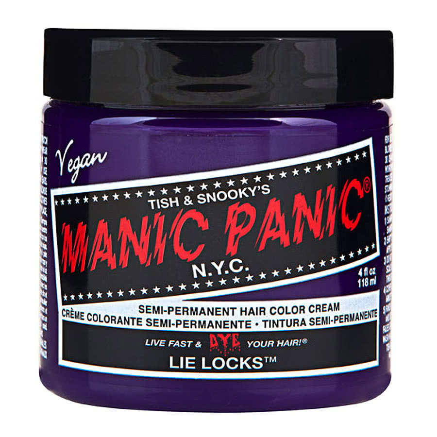 Manic Panic Classic Semi-Permanent Hair Dye 118ml (Lie Locks)