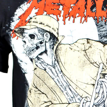 Metallica Still I Roam T Shirt (Black)