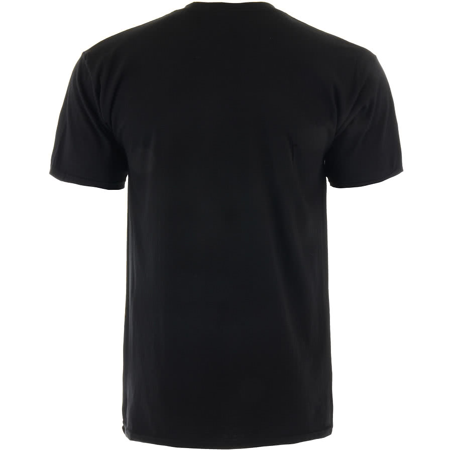 Muse 2nd Law Logo T Shirt (Black)