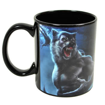 Nemesis Now Tom Wood Werewolf Mug