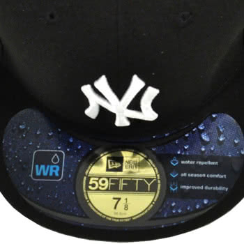 New Era DWR NY Yankees Dog Ear Hat (Black)