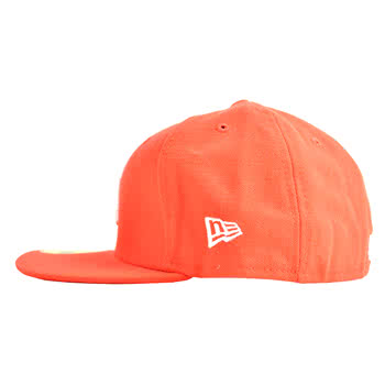 New Era NY Yankees Basic Cap (Lava Red)