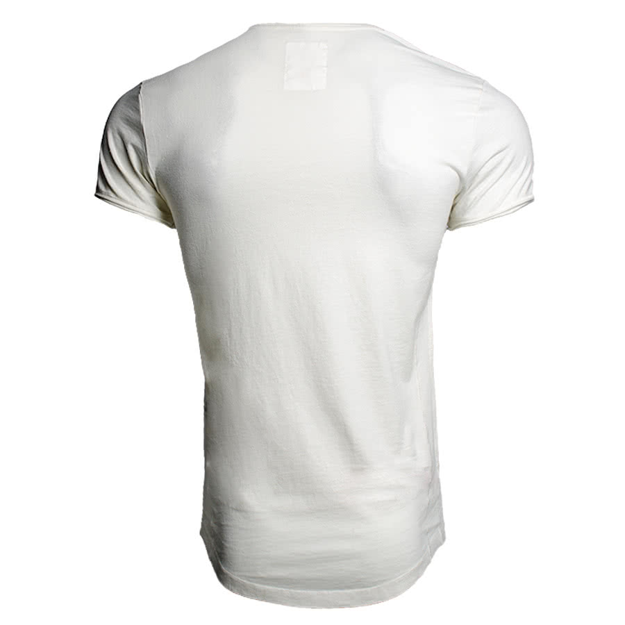 Original Geek Swivel T Shirt (White)