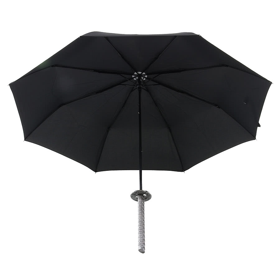 Poizen Industries Ninja Umbrella (Silver)
