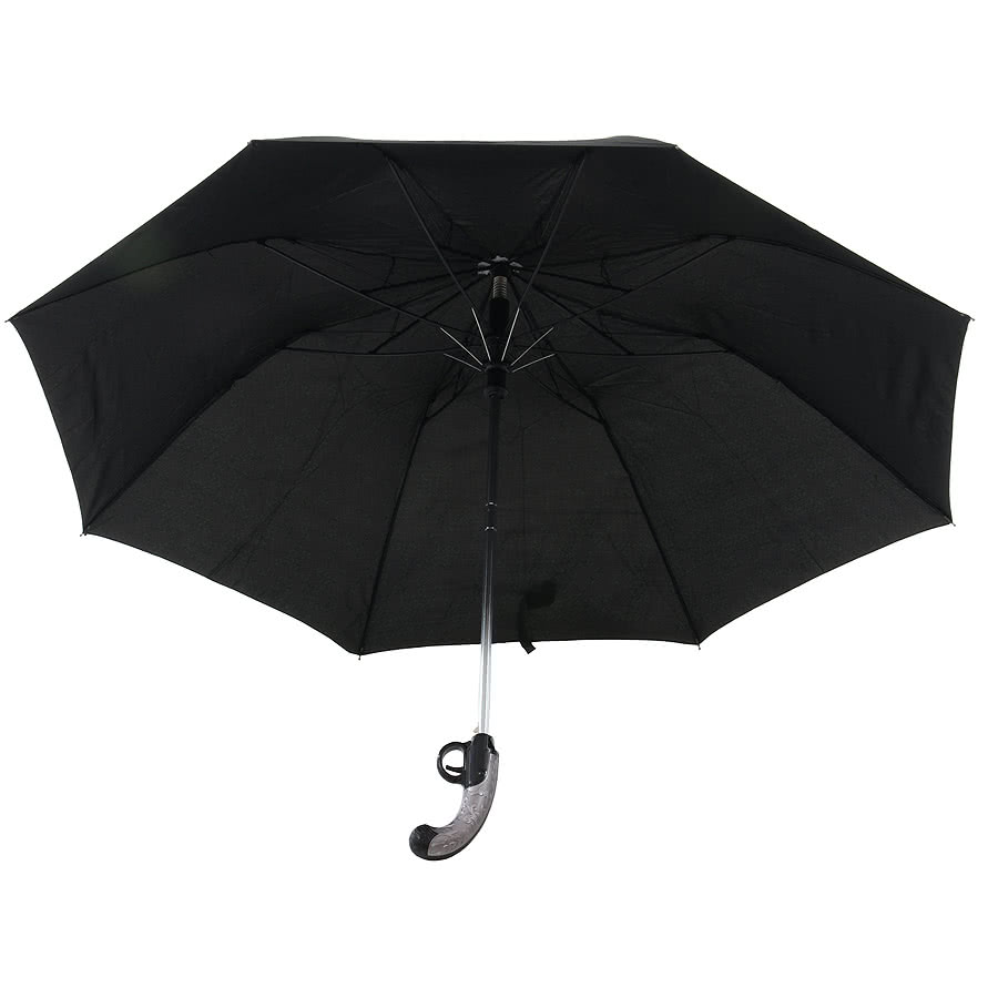 Poizen Industries Pistol Umbrella (Black)