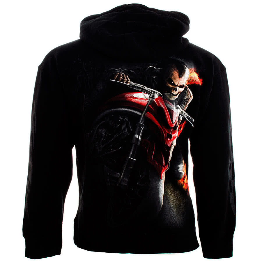 Spiral Direct Speed Demon Hoodie (Black)