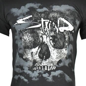 Staind Grit T Shirt (Black)
