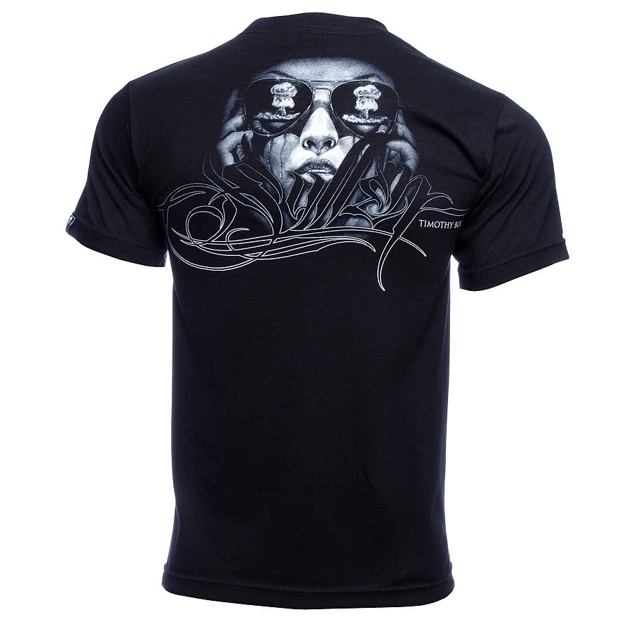 Sullen Witness The Fall T Shirt (Black)
