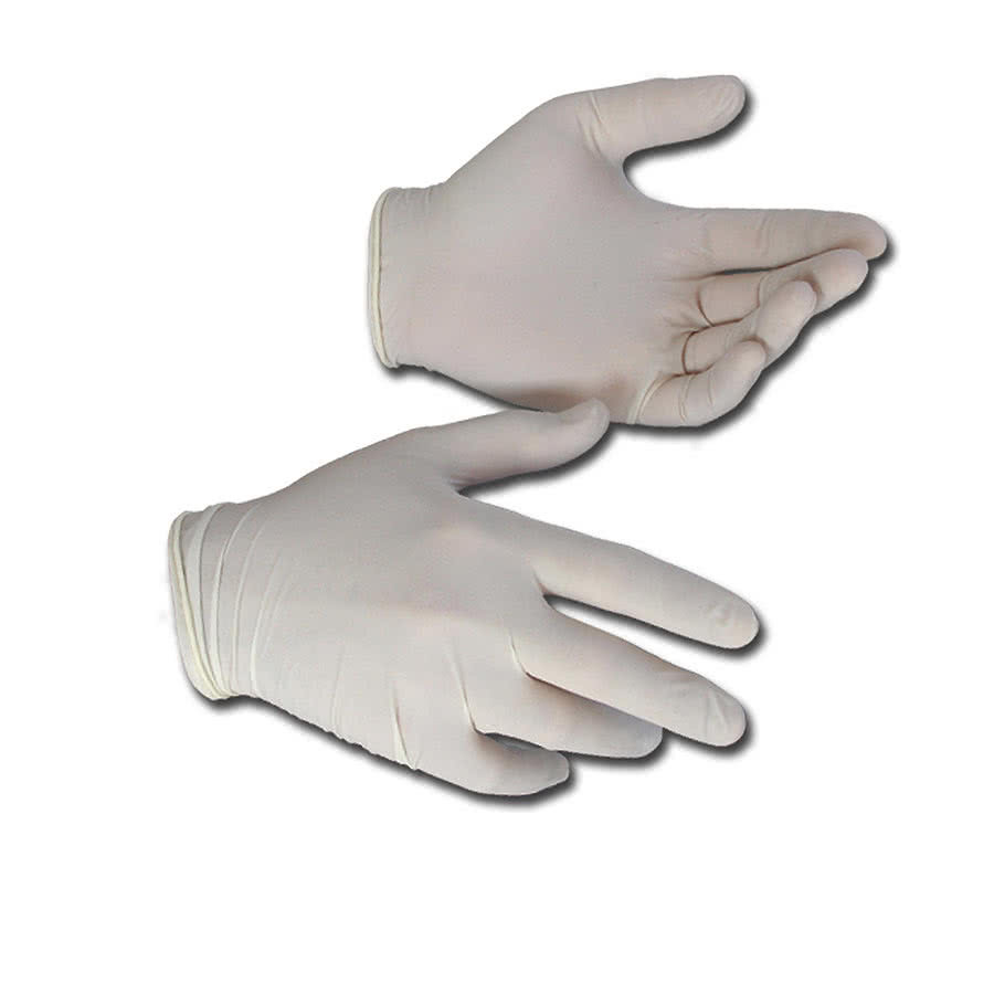 Tint Brush & 4 Gloves
