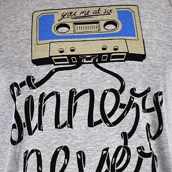 You Me At Six Cassette Vest