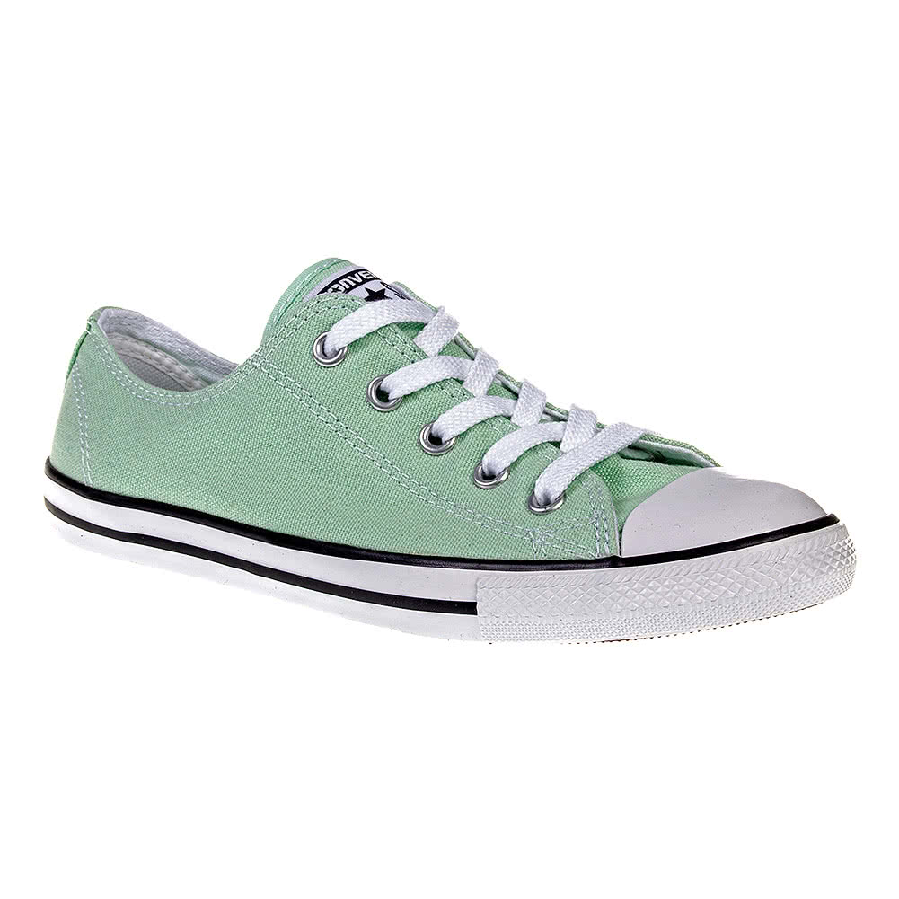 Converse All Stars Dainty Mint Julep Shoes (Mint)