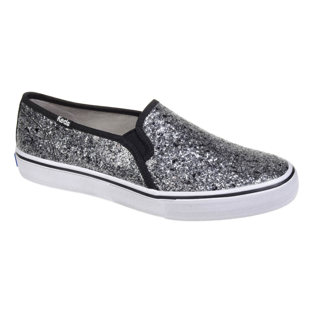 sparkle keds womens slip on sneakers