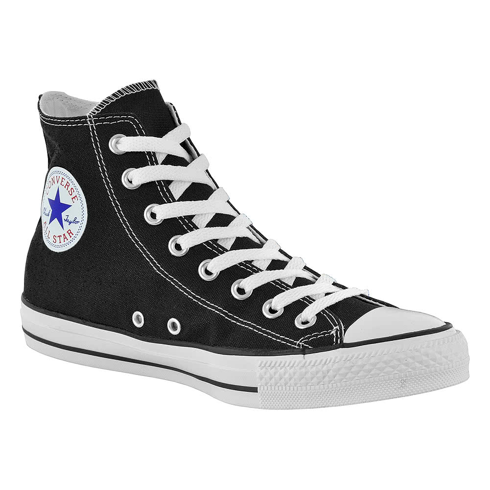 Converse All Star Hi Top Boots (Black)