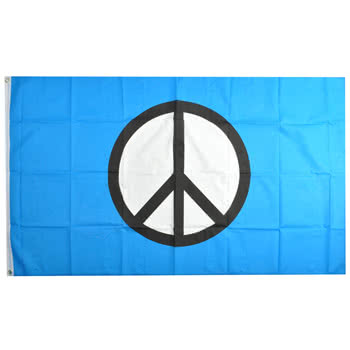 Blue Banana CND Flag