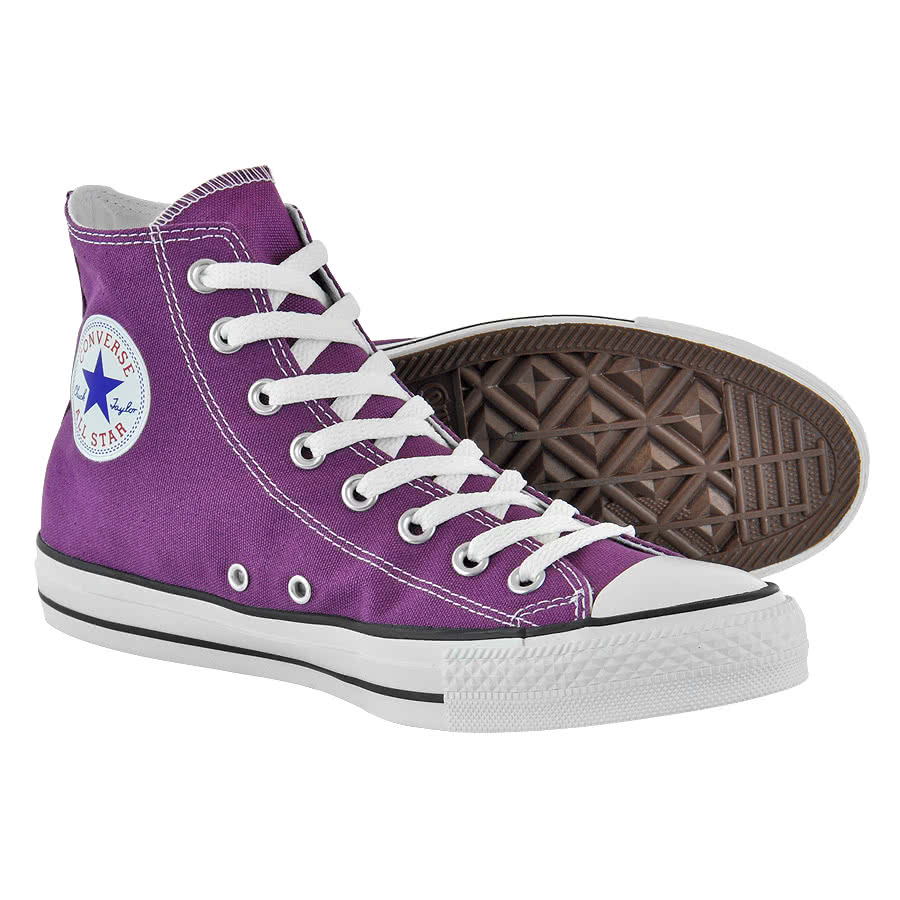 All converse stars purple new photo