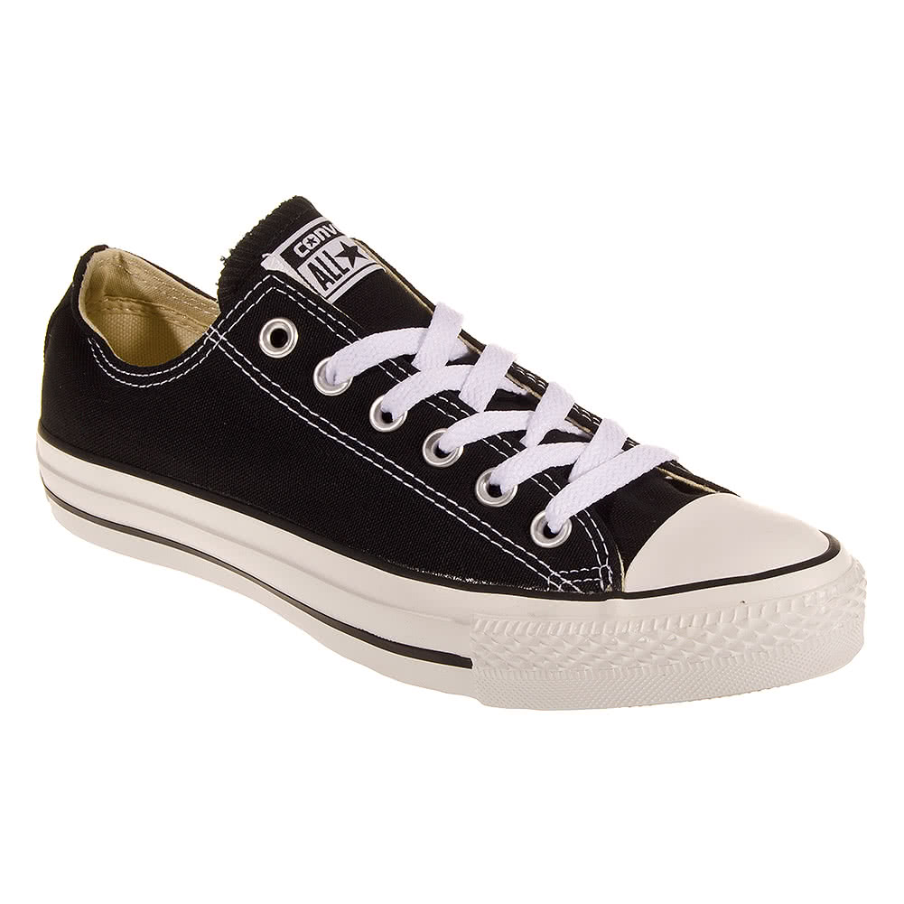 Converse Ox Shoes (Black)
