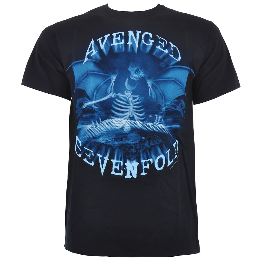 Avenged Sevenfold Organ Donor T Shirt (Black)