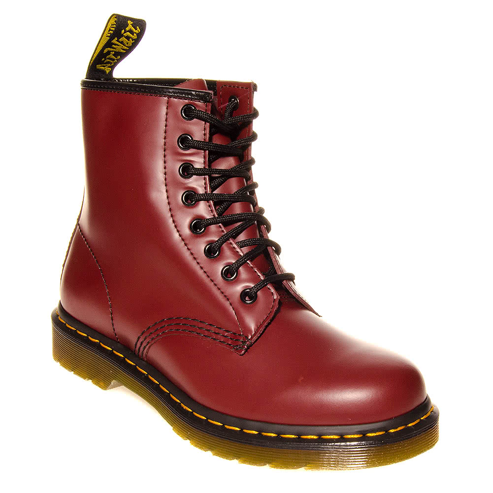Dr Martens 1460 Boots (Cherry Red)
