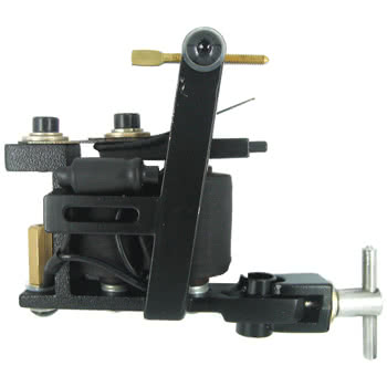 Body Shock Tattoo Machine Style 27 (Black)