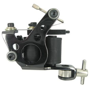 Body Shock Tattoo Machine Style 19 (Black)