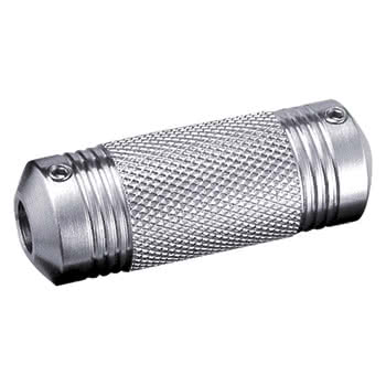 Body Shock 13mm Steel Super Style Grip (High Polish)