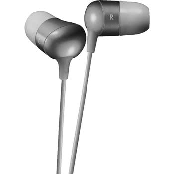 JVC Marshmallow In-Earphones (Silver)